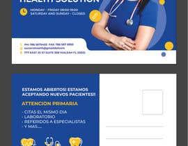 #107 for medical office postcard af Nayefhaque