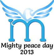#14 for Logo Design for Mighty Peace Day 2013 by webdemon