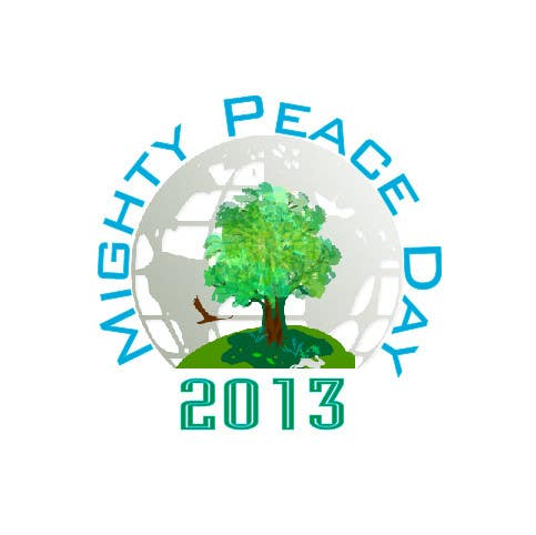 #27 for Logo Design for Mighty Peace Day 2013 by avizone25
