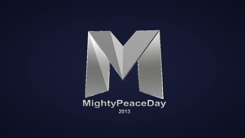#16 for Logo Design for Mighty Peace Day 2013 by hpanchal4u
