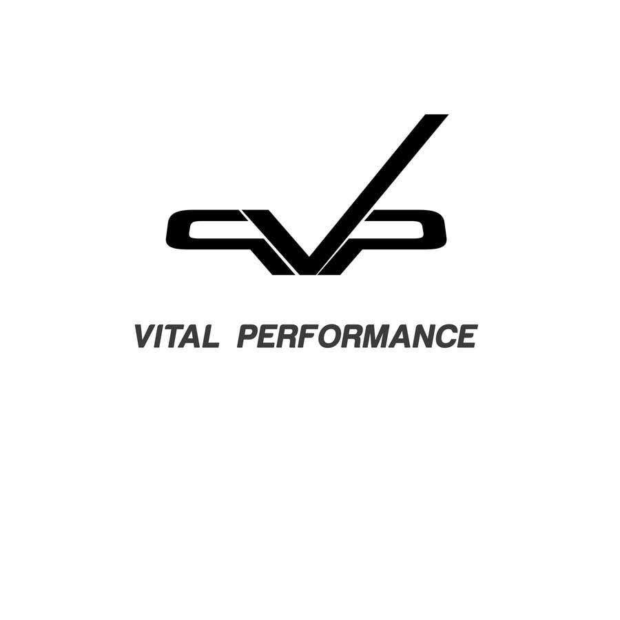 """Συμμετοχή Διαγωνισμού #44 για Design a Logo for """"Vital Performance"""""""
