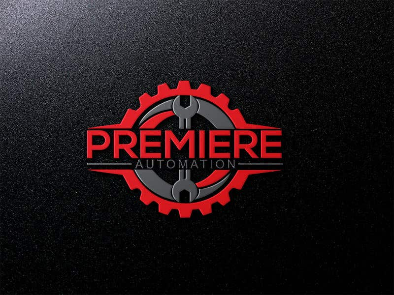 Contest Entry #                                        204                                      for                                         Premiere Automation Logo