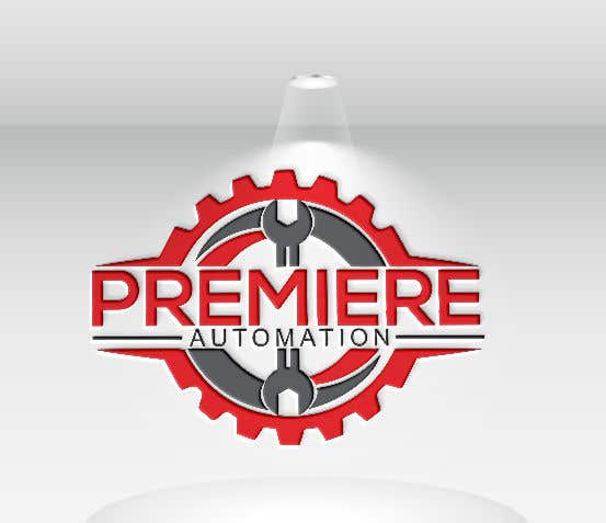 Contest Entry #                                        206                                      for                                         Premiere Automation Logo