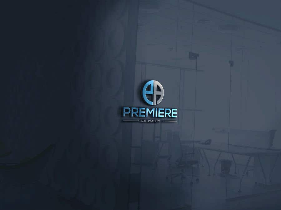 Contest Entry #                                        197                                      for                                         Premiere Automation Logo