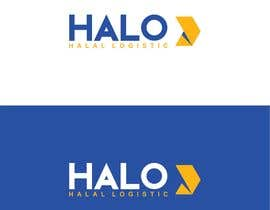 "#1255 for Unique Text Logo Design for ""HaLo"" by sripathibandara"