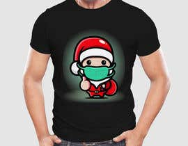 #37 for Santa Claus wearing a covid mask by mdmoklesur742