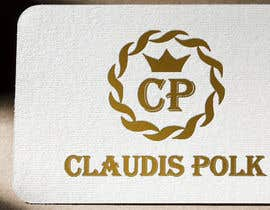 #70 for I need a logo designed. First name: Claudis Last name: Polk. Logo designed using name and intitals : C P   This will be used for a business card and possible letter head af jahiruddin361