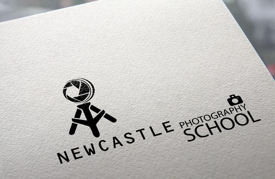 Contest Entry #                                        1                                      for                                         Design a Logo & Banner for Newcastle Photography School