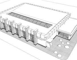 #14 , Design Concepts  for  building design(exterior) of indoor community swimming aquatic/ facilities 来自 Artsakh89