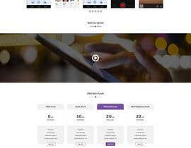 #37 for Looking for best Website Landing Page Designer for My Product Landing Page af FarhanReza13