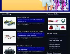 #45 for Looking for best Website Landing Page Designer for My Product Landing Page af IsratZahanFi