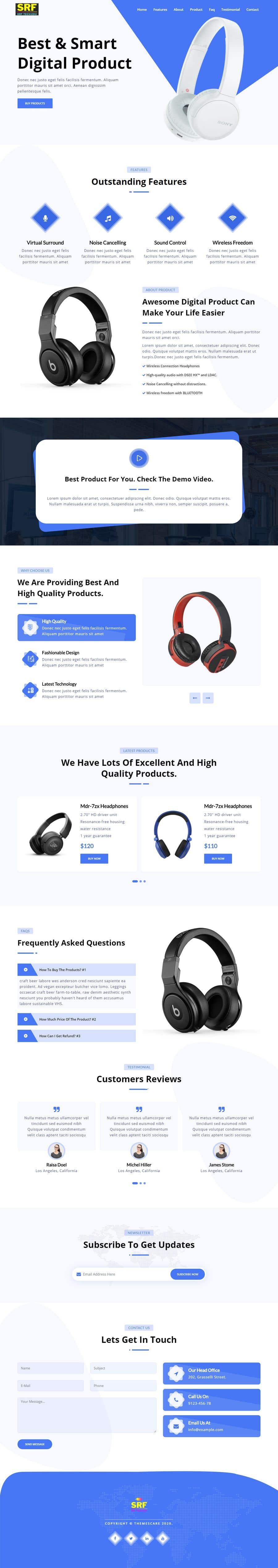 Konkurrenceindlæg #                                        46                                      for                                         Looking for best Website Landing Page Designer for My Product Landing Page
