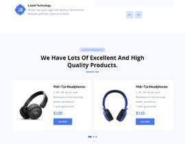 Nro 46 kilpailuun Looking for best Website Landing Page Designer for My Product Landing Page käyttäjältä MdFahim385