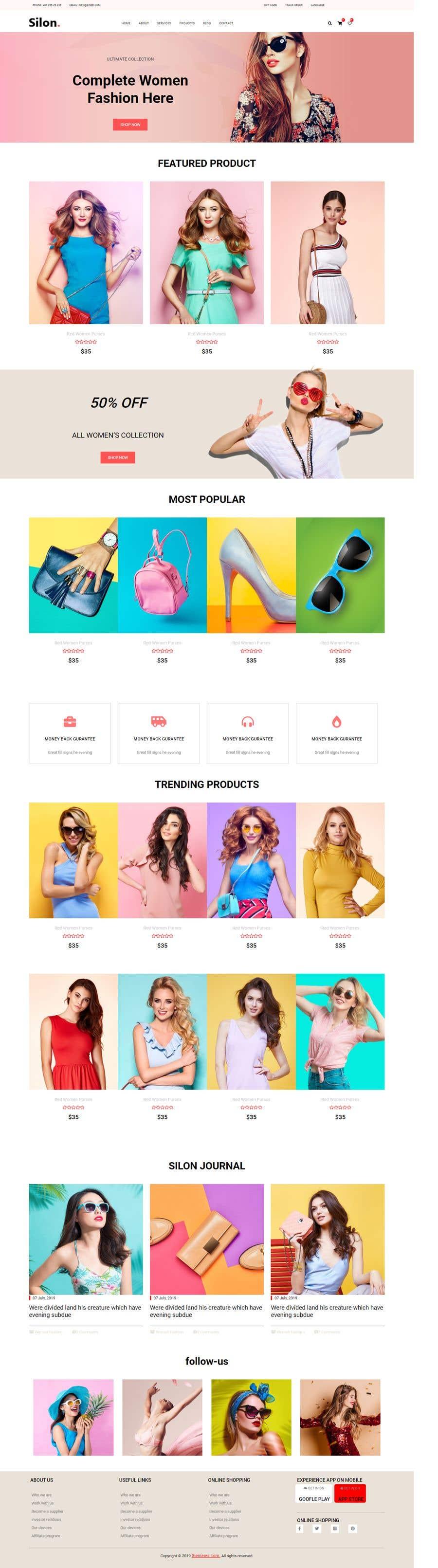 Kilpailutyö #                                        36                                      kilpailussa                                         Looking for best Website Landing Page Designer for My Product Landing Page