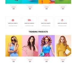 Nro 36 kilpailuun Looking for best Website Landing Page Designer for My Product Landing Page käyttäjältä monirdifferent