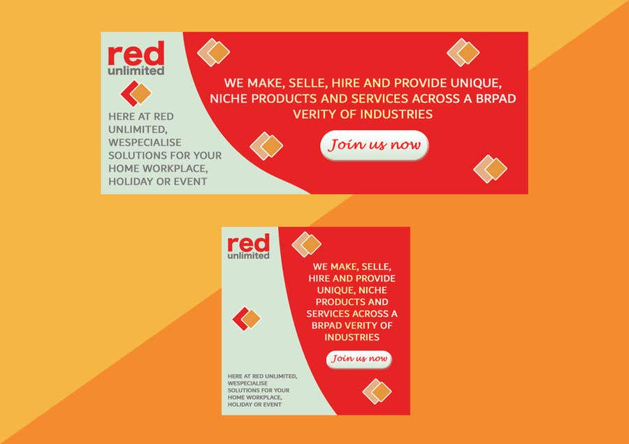 Proposition n°                                        45                                      du concours                                         Graphic Design Website Banner