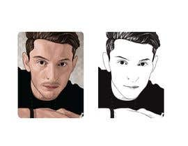 #40 cho Draw a vector cartoon portrait avatar of this person bởi faysalahmedmith7