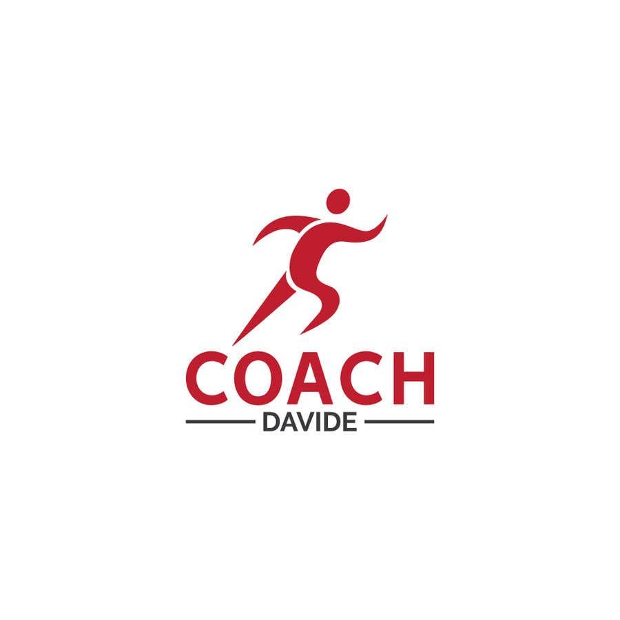 Bài tham dự cuộc thi #                                        66                                      cho                                         Logo for personal trainer - Coach Davide