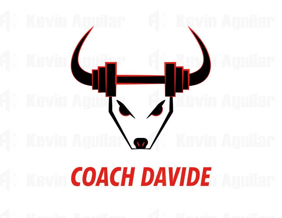 Contest Entry #                                        190                                      for                                         Logo for personal trainer - Coach Davide