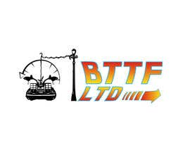 #143 for Design a logo for a Back To The Future Car Hire Company called BTTF LTD af tanersylr