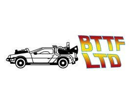 #148 for Design a logo for a Back To The Future Car Hire Company called BTTF LTD af RyanShahriar