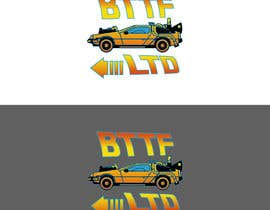 #159 for Design a logo for a Back To The Future Car Hire Company called BTTF LTD af RyanShahriar