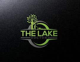 #91 cho Logo for my business: The Lake Doctor bởi kulsumab400