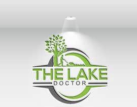 #93 cho Logo for my business: The Lake Doctor bởi kulsumab400