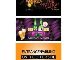 #47 cho Restaurant Banners bởi graphicsNabilZ
