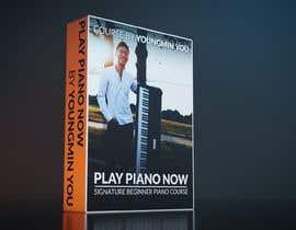 Nro 15 kilpailuun Online Piano Course — Online 3D Package käyttäjältä Hexell