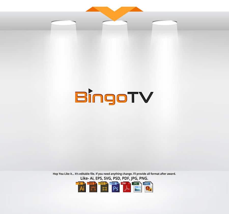 Contest Entry #                                        176                                      for                                         Need a logo for BingoTV