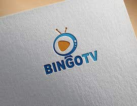 #183 for Need a logo for BingoTV by AbodySamy