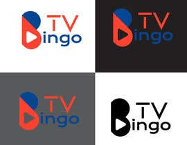 #182 for Need a logo for BingoTV by nazmussakibrubel