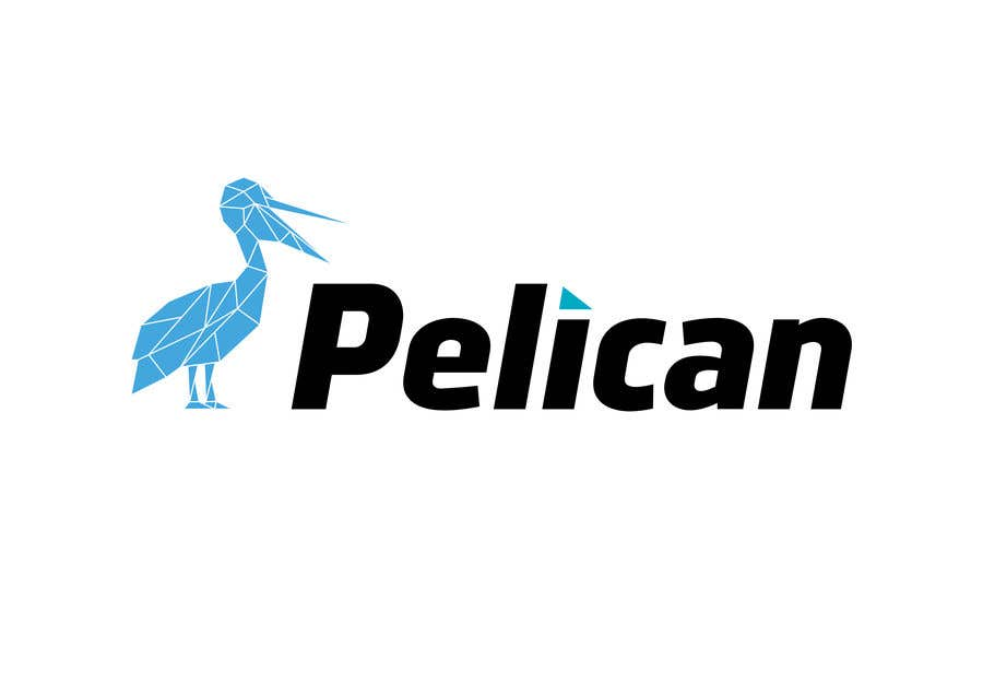 Contest Entry #                                        77                                      for                                         Design a logo for a project called Pelican