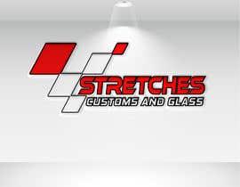 Nro 376 kilpailuun New logo for company - Stretches Glass käyttäjältä Shafik25