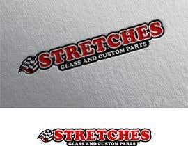 Nro 344 kilpailuun New logo for company - Stretches Glass käyttäjältä Mbeling