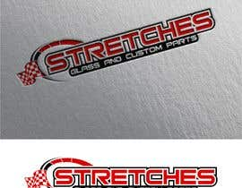 #345 for New logo for company - Stretches Glass by Mbeling