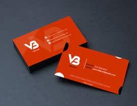 #13 for V.BILLION Business Card - 30/10/2020 01:34 EDT af FouziGhezzal16