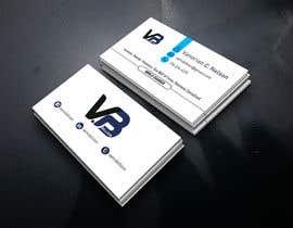 Nro 43 kilpailuun V.BILLION Business Card - 30/10/2020 01:34 EDT käyttäjältä kaiumkhan88