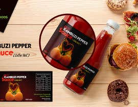 Nro 53 kilpailuun Label for a food product käyttäjältä imranislamanik