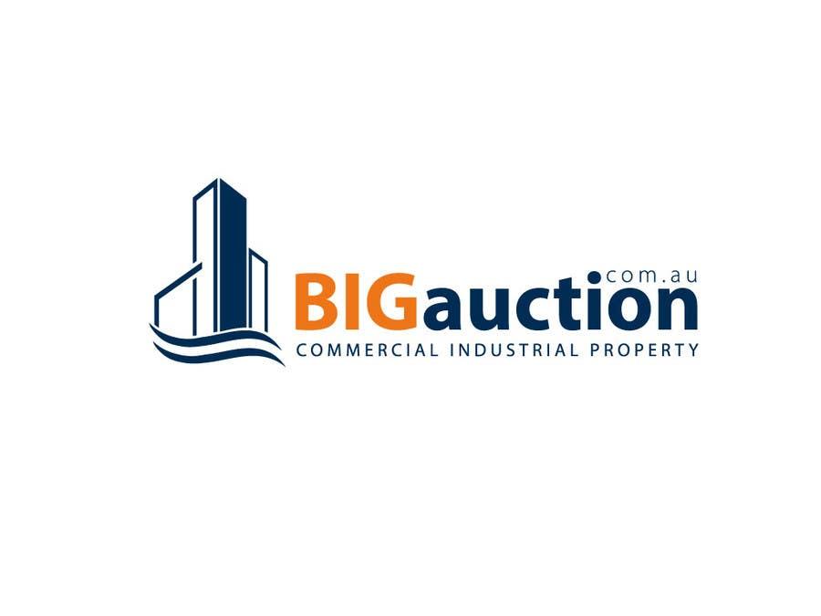 Entri Kontes #                                        91                                      untuk                                        Design a Logo for www.bigauction.com.au