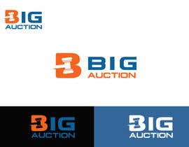laniegajete님에 의한 Design a Logo for www.bigauction.com.au을(를) 위한 #105