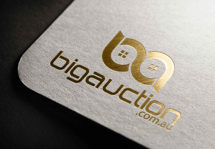 Entri Kontes #                                        99                                      untuk                                        Design a Logo for www.bigauction.com.au