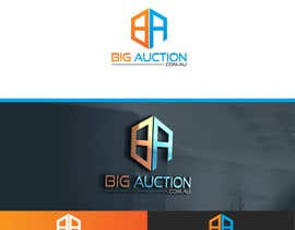 #109 สำหรับ Design a Logo for www.bigauction.com.au โดย rockbluesing
