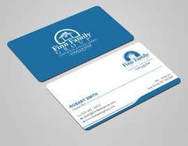 Nro 1080 kilpailuun Custom Professional Business card design käyttäjältä Uttamkumar01
