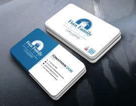 #319 for Custom Professional Business card design af nadimsujon