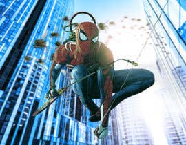 #13 for IMAGE OF SPIDERMAN WORKING AS PEST CONTROL OPERATOR af mfawzy5663