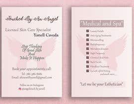 #103 for Toched By An Angel (Business Cards) by Rajiya0