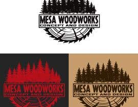 #22 for LOGO DESIGN for HIGH QUALITY WOODWORKING company by mrwork003