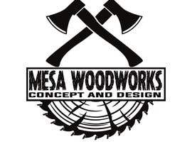 #54 for LOGO DESIGN for HIGH QUALITY WOODWORKING company by mrwork003